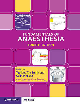 Fundamentals of Anaesthesia, Lin, Ted