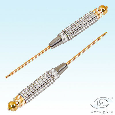 2 x Stylo de l'acupression/HANSOL/Point finder/Broche d'Acupuncture/Acupuncture