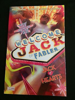 JACK OF FABLES Vol. 2: JACK OF HEARTS Trade Paperback