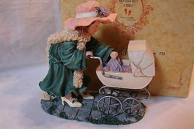 Boyds Bears Yesterday's Child Isabella.. Little Mother w/ Box 1st Edition