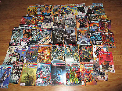 Transformers and GI Joe Comics Lot of 45+ - IDW, DDP, VS, Front Line, Reloaded,