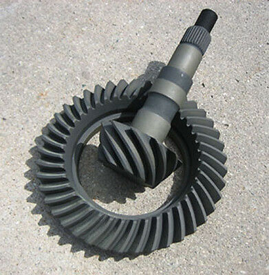 "GM 8.5"" Chevy 10-Bolt 8.6"" Ring & Pinion Gears - 3.73 Ratio Gear Set NEW"