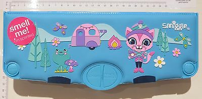 Smiggle YaY scented PoP out Pencil Case Brand New FREEpost