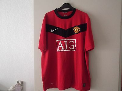 Maillot Football Nike Manchester United / Taille Xl