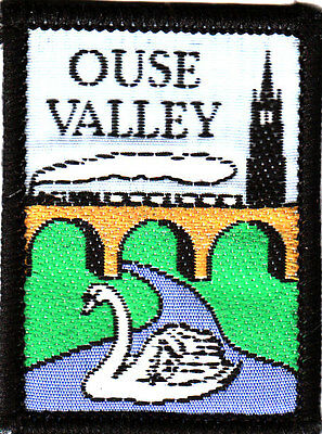 Boy Scout Badge Ext OUSE VALLEY District