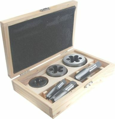 6 PC NPT Pipe Tap & Die Set from Chronos
