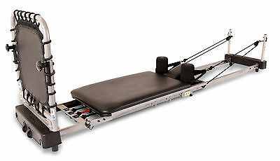 Aeropilates Performer 4272 3 Corded Reformer Machine With Cardio Rebounder