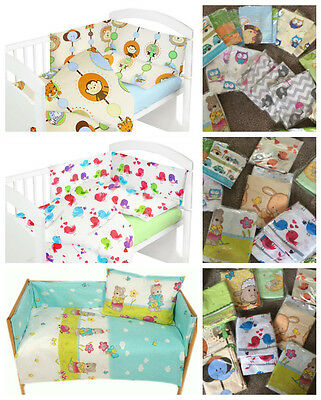 Wholesale Baby 2 Piece Cot Bedding Sets x30 Sets Brand New Sealed