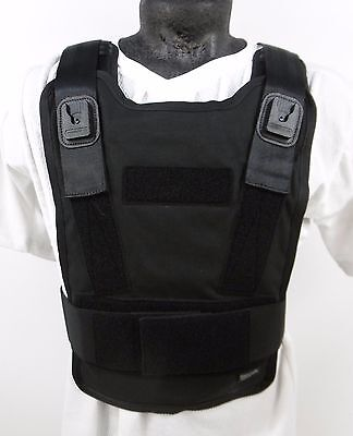 COVER ONLY! X Police Mehler Tactical Covert SAPI Plate Carrier Body Armor K9 MPC