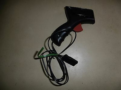Micro Scalextric Hand throttle - red trigger