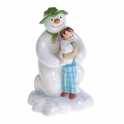 The Snowman with Billy & The Snowdog Figurine G26313