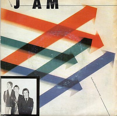 "The Jam - David Watts/'A' Bomb In Wardour Street (7"" 1978)"