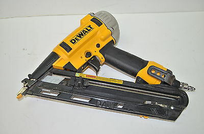 DEWALT 15 Gauge Precision Point DA Angle Finish Nailer DWFP72155
