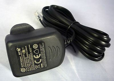 BT 066270 Cordless Phone Power Supply for BT 2000, 2500, 4500, 4600, 6500