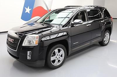 2013 GMC Terrain  2013 GMC TERRAIN SLT HEATED LEATHER REARVIEW CAM 29K MI #288948 Texas Direct
