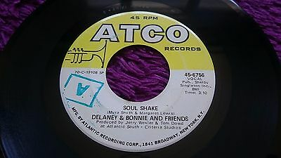 "Delaney & Bonnie And Friends ‎– Free The People ,  Vinyl, 7"", 1970 , Spain ,"