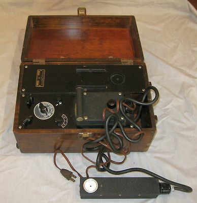 Antique PHOTOVOLT Photoelectric Hemoglobinometer Model 514M Old Medical Device
