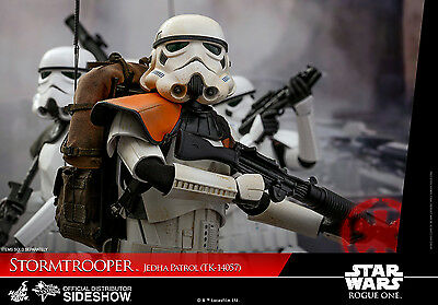 Star Wars~Rogue One~Stormtrooper Jedha Patrol~Sixth Scale Figure~Hot Toys~Mib