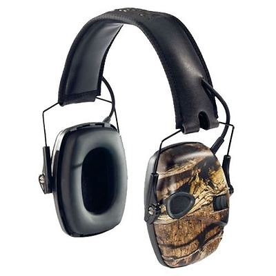 New Howard Leight Impact Sport 22 NRR Electronic Earmuff, Camouflage R-01530