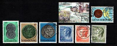 Luxembourg.........a Collection Of Superb Stamps..........58313