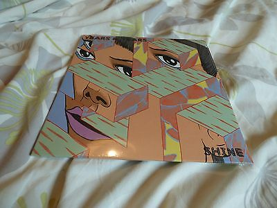 """Years & Years - Shine (Rare Limited Edition 2015 7"""" Vinyl Single) New + Sealed"""