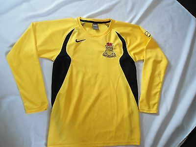 Ebbw Vale Town Wales Match Worn Football Shirt Size X Small