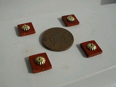 1/12 Scale Dolls House Dummy Light Switches