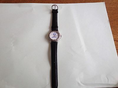 Rothmans Williams Renault F1 Quartz Watch. Nice Condition . Formula One