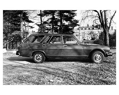 1979 Peugeot 504 Diesel Station Wagon Factory Photo ub4858