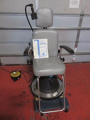 Storz / SMR Mid-Max Powered ENT Exam Chair 19000-0082 w/ Manual