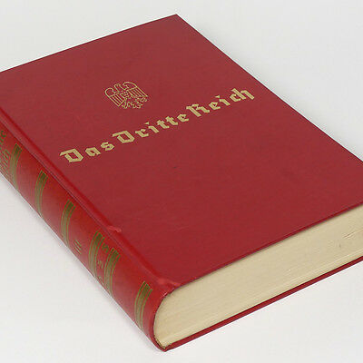 The Third Reich 1935 Documentary Yearbook on German 1930s w/200 photos Germany