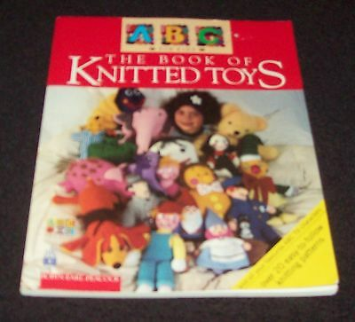 The Abc For Kids Book Of Knitted Toys