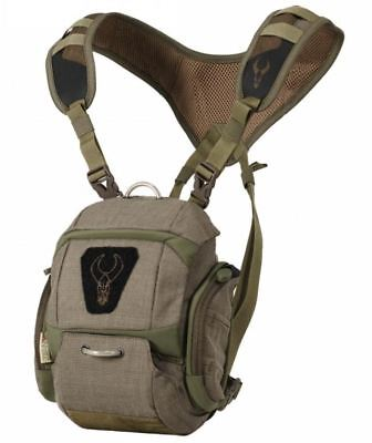 Badlands Optics Bino XR Binocular & Rangefinder Case w. Shoulder Harness - Brown
