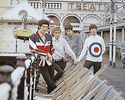"The Who 10"" x 8"" Photograph no 36"