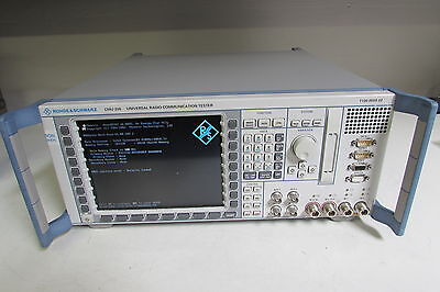 Rohde & Schwarz CMU200 Universal Radio Communication Tester #1