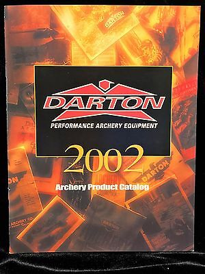 DARTON Performance Archery Equipment 2002 Product Catalog (11 pages)