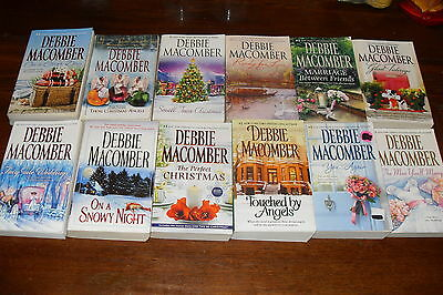 Nice Bundle of 25 Love Romance Storys  by DEBBIE MACOMBER  free s/h CAN