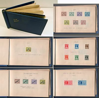 SCV $14,250 VATICAN CITY & ROMAN STATES 1852-1940 MH/U COLLECTION in Gem Album