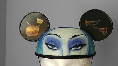 Disney Hat NEW Mickey Ears Hat  Madame Leota From Haunted Mansion Youth Size