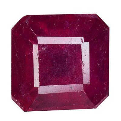 2.14Ct TOP MOST AMAZING RARE ! STUNNING FIRE PIGEON BLOOD RED RUBY