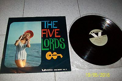 The Five Lords Vol 2 / Vedette Vrm 36005 / 1965 Italy