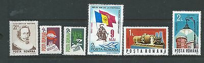 Romania 1982-85 various stamps unmounted mint MNH