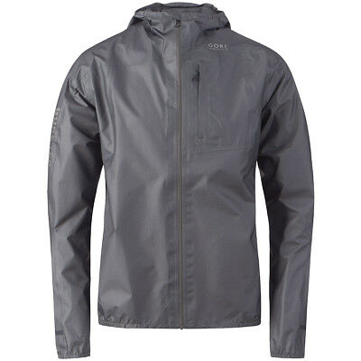 Gore Running Wear One Gore-Tex® Bike Jacket Graphite Grey 2017