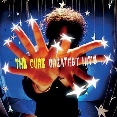 The Cure The Greatest Hits New Vinyl LP Album
