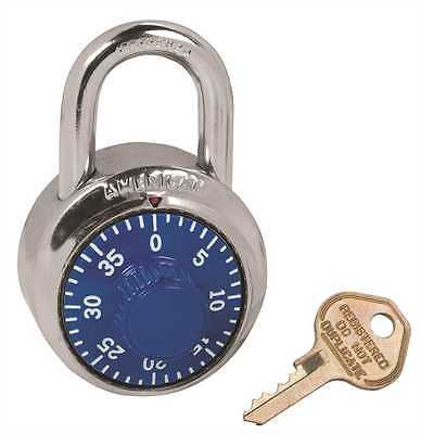 American Lock Key Control Combination Padlock With Key