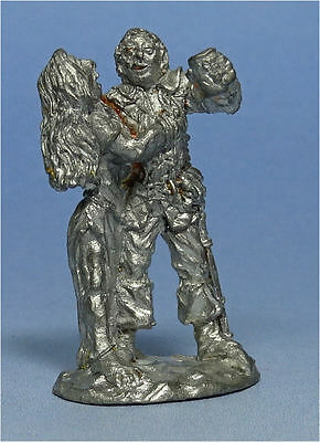 HOBBY PRODUCTS  Metal Magic - M1019d Lady of the Night & Companion - Pre Slotta