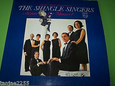 The Swingle Singers - Anyone for Mozart? - Philips LP