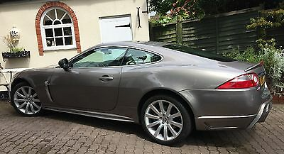 2008 Jaguar XK 4.2 Auto Coupe with upgraded bodykit - excellent condition