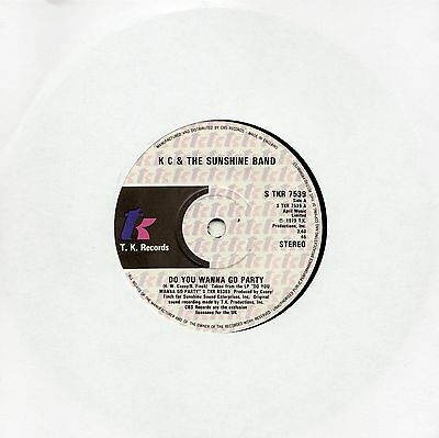KC AND THE SUNSHINE BANDS - DO YOU WANNA GO PARTY  - 70's SOUL
