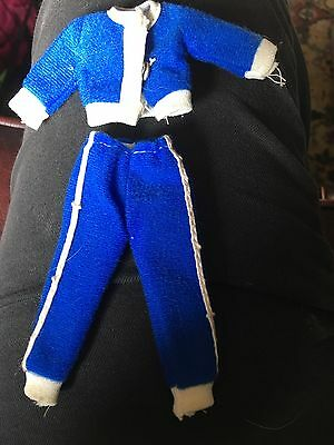 Vintage Dolls Clothing Track Suit Fits Pippa Doll